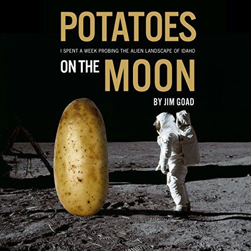 Potatoes on the Moon cover art