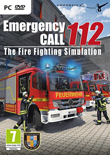 Emergency Call 112 - The Fire Fighting Simulation [Importación Inglesa]
