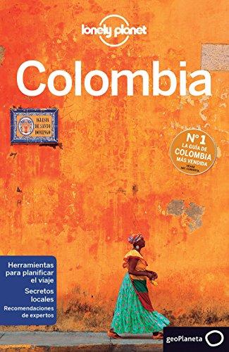 Colombia 3: 1 (Guías de País Lonely Planet) [Idioma Inglés]: Lonely Planet Colombia