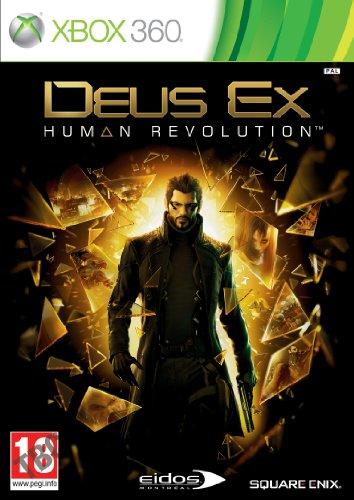 Deus Ex: Human Revolution (Xbox 360) [Importación inglesa]