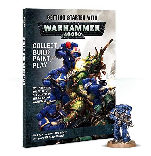 Warhammer 40.000 - Guía para principiantes (en alemán)