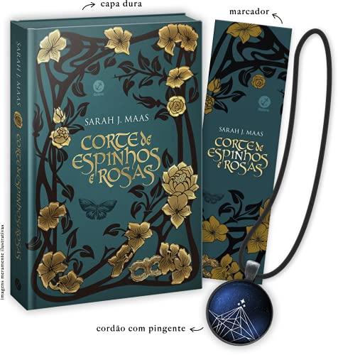 Corte de Espinhos e Rosas (Vol. 1 - Edição Especial) – Acompanha Brindes