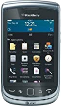 Blackberry Torch 2 9810 Unlocked Phone with 1.2GHz Processor, GPS, 5 MP Camera and HD Video - Unlocked Phone - No Warranty - Grey