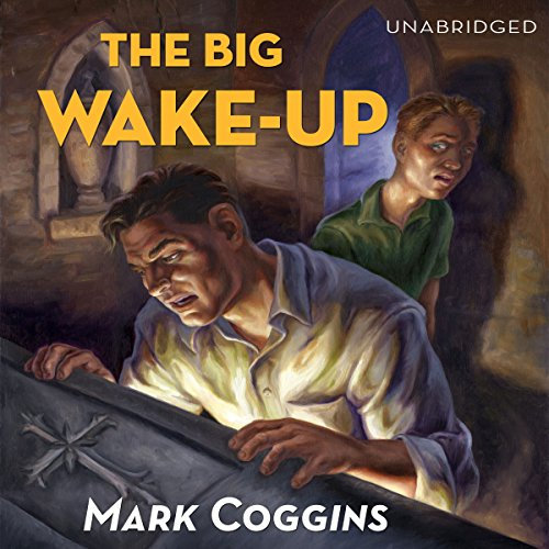 The Big Wake-Up audiobook cover art