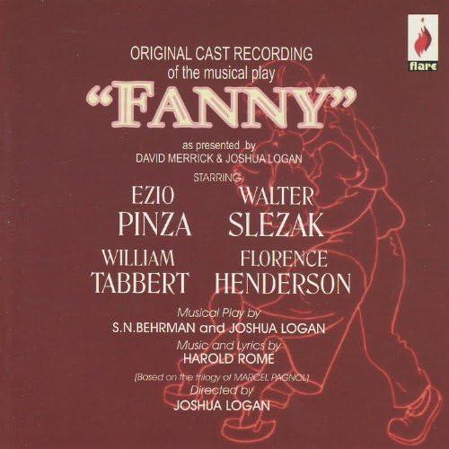 The Original Broadway Cast feat. Ezio Pinza, Walter Slezak, William Tabbert & Florence Henderson