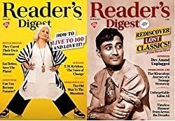 Reader's Digest April and March 2021
