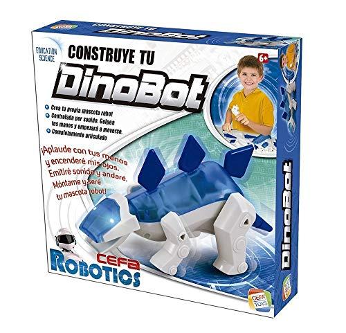 Cefa Toys Robotics - Juego de construcción, Dinobot (Cefa Toys 22000)