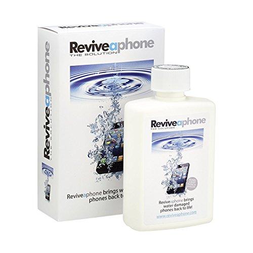 Reviveaphone - Wasser-Schaden-Rettungs-Kit für Smartphones und iPhone