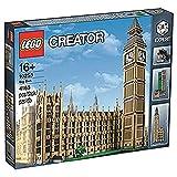 LEGO Creator - Big Ben, Set de Contrucción del Monumento de Londres, Maqueta de Juguete para Construir (10253)