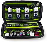 Estarer Externe Festpaltte Tasche Aufbewahrungstasche für SD Karten und USB Stick Updated