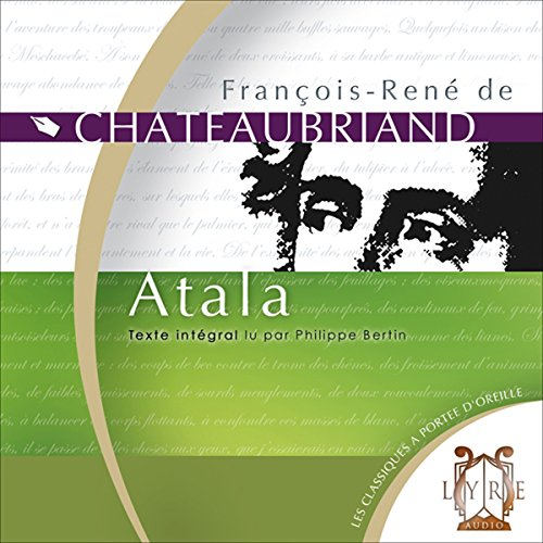 Atala [French Version] audiobook cover art