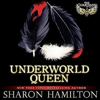 Underworld Queen audiobook cover art