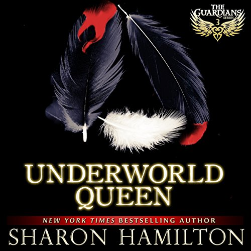 Underworld Queen audiobook cover art