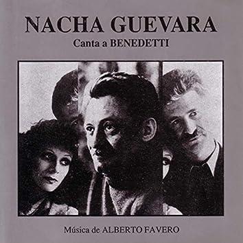 Nacha Canta a Benedetti