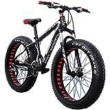 Fat Tire for hombre de bicicleta de montaña, con 24 pulgadas marco de las ruedas 27 de velocidad de bicicletas de aluminio ligero de aleación de bicicletas de montaña de la nieve de aceite doble Freno