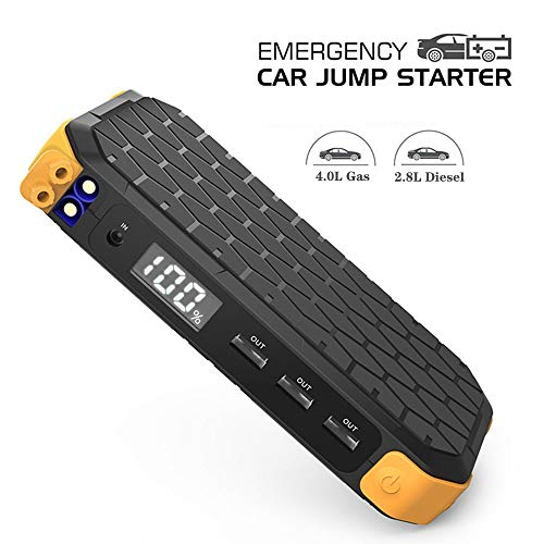 Cheapest Price! ZQYR JUMPSTARTER# 500A Peak 12000mAh Car Jump Starter Emergency Battery Pack Jump St...
