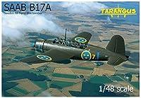 タラングス 1/48 スウェーデン空軍 サーブ B17A 急降下爆撃機 プラモデル TGSTA4809