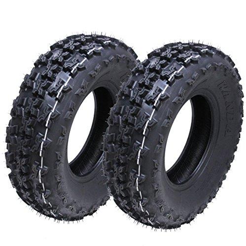2 - Slasher quad tyres, 22x7.00-10 WP01 Wanda Race tyre 6ply E marked 22 7 10