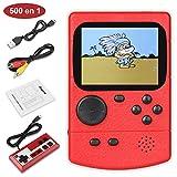 Anpro Consoles Jeux Portable 500 Jeux Classiques...