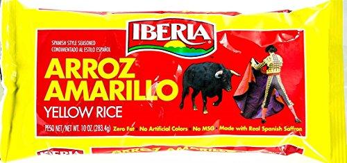 Packaged Seasoned Rice