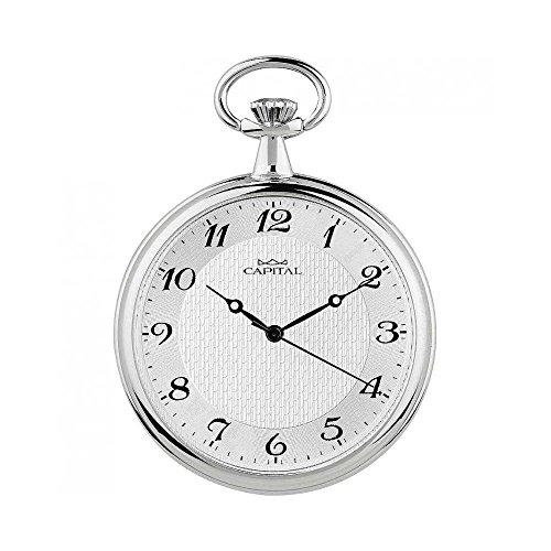 Orologio da Tasca Capital, Acciaio, Quarzo TX121*ZE