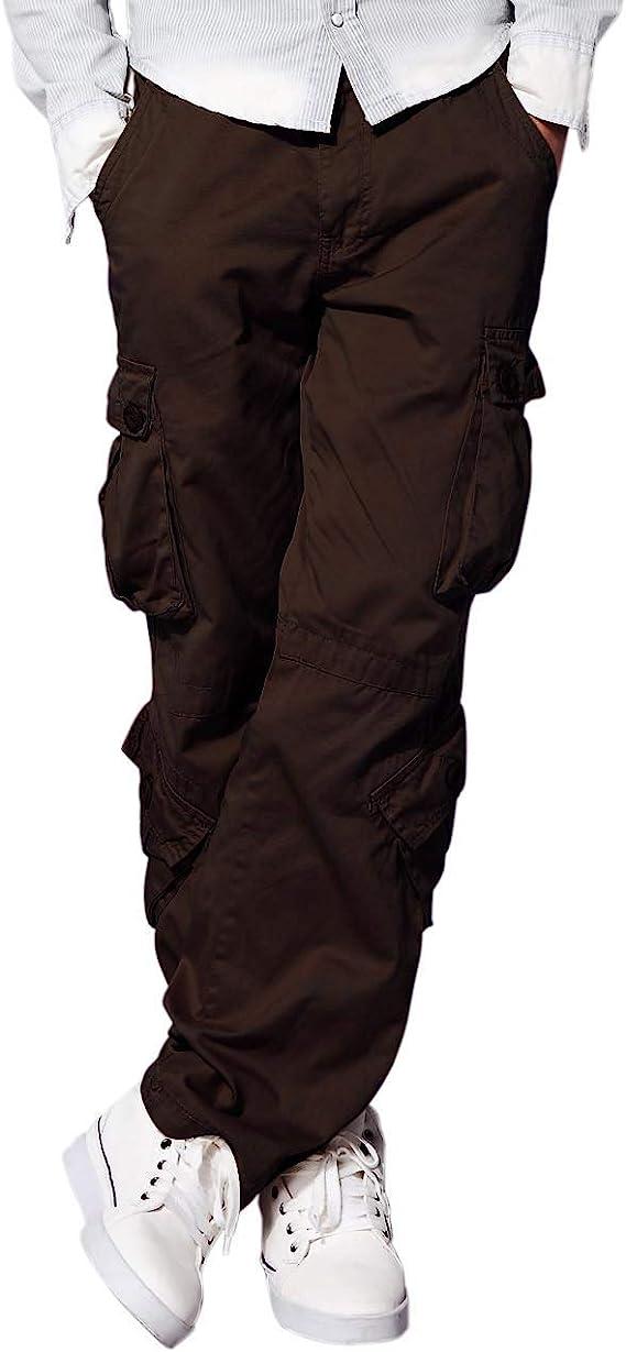 Men's Vintage Pants, Trousers, Jeans, Overalls Match Mens Wild Cargo Pants  AT vintagedancer.com