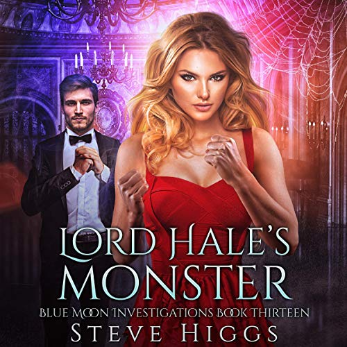 Lord Hale's Monster audiobook cover art