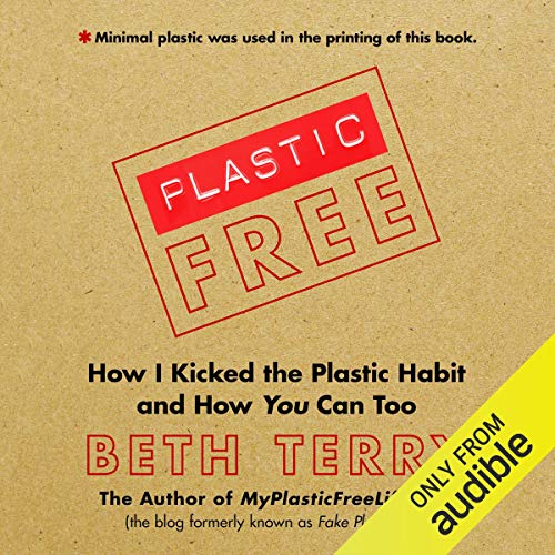 Plastic-Free audiobook cover art