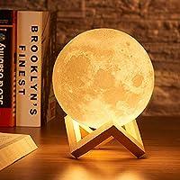 Welkey Plus 16 Colors 3D Printing LED Moon Light