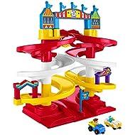 Fisher-Price Disney Pixar Toy Story 4 Spiral Speedway