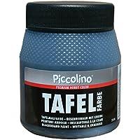 Piccolino Pizarra Color Negro 250 ml Tafellack Madera, cartón, Pared