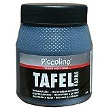 Tafelfarbe Schwarz 250ml - Piccolino Tafellack bunt für Holz