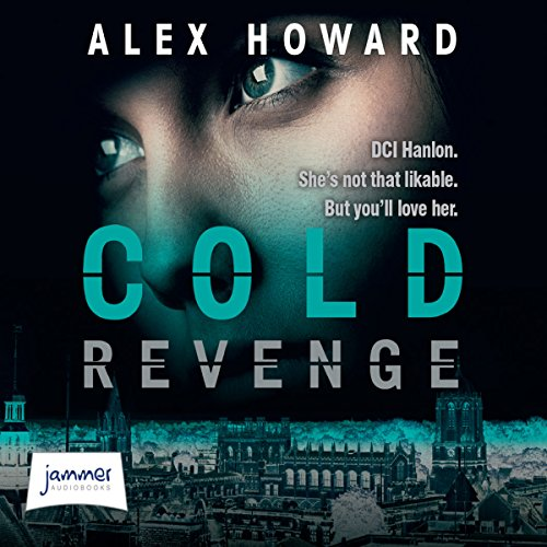 Cold Revenge audiobook cover art