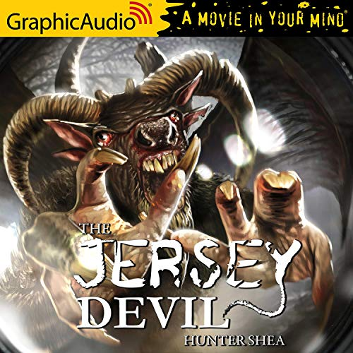 The Jersey Devil  By  cover art
