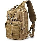 G4Free Tactical Sling Backpack Big Molle EDC Range Bag Pack