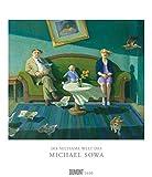 Die seltsame Welt des Michael Sowa 2020 ? Wandkalender im Format 34,5 x 40 cm ? Spiralbindung - DUMONT Kalenderverlag