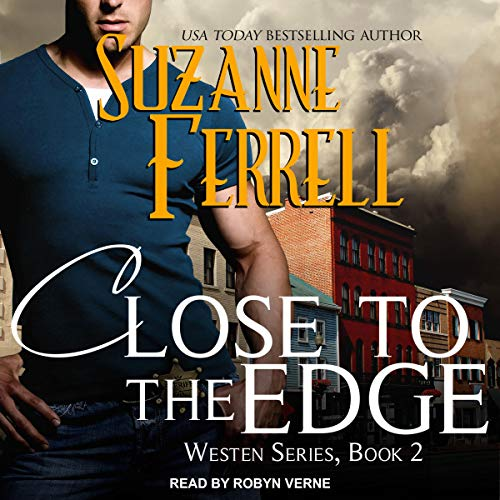 Close to the Edge audiobook cover art