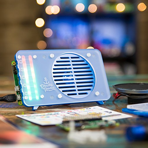 Pirate Radio - Project kit for the Raspberry Pi Zero W