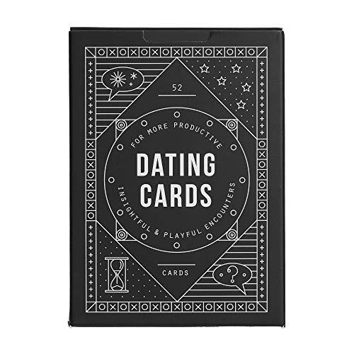 The School Of Life | Dating Cards | KARTENSPIEL für besseres Dating | englischsprachige Ausgabe