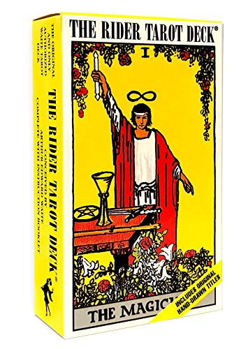 Rider-Waite Tarot Deck Cards