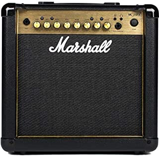 Marshall MG15GR 15-Watt 1x8 Inches Combo Amp with Reverb