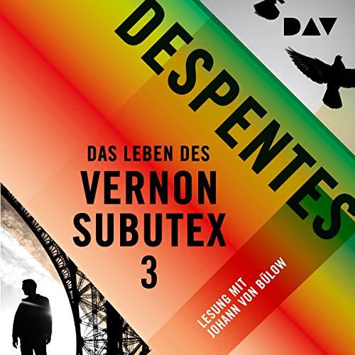 Das Leben des Vernon Subutex 3 Titelbild