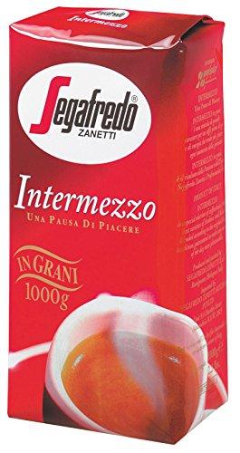 Segafredo Zanetti Intermezzo - Chicchi interi, 8 kg