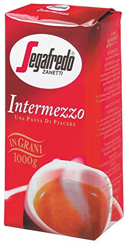Segafredo Zanetti Intermezzo haricots entiers 6 kg
