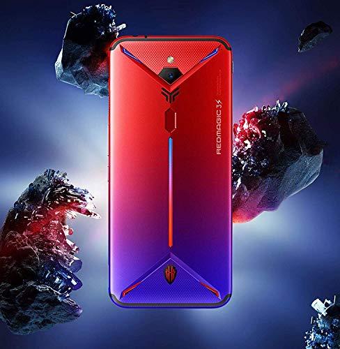 NUBIA REDMAGIC3S (RED&BLUE) 12G/256GB グローバル仕様SIMフリー(デュアルSIM)ゲーミングスマホ / Snapdragon855Plus