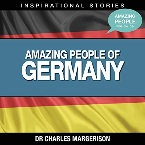 Amazing People of Germany cover art