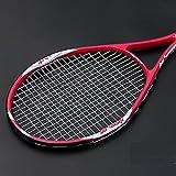 N\C Raqueta de Tenis de aleación de Aluminio y Carbono Prof