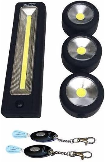 Trophy Angler Spasm price 6-Piece Cob LED Package Popular Light Shelter ASG-SLP-6C