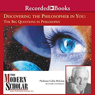 The Modern Scholar: Discovering the Philosopher in You audiobook cover art