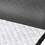 1m Steppstoff PU-beschichtet Raute Steppfutter 160cm Oxford